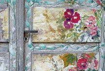 Doors Knocker (sesame opened) / by Areti