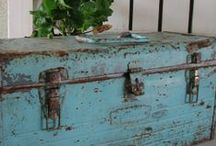 Antique Blue / Thank you for following me!!!!!! / by Areti