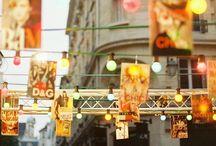 Street Scenes / by Tomoko Kurimura