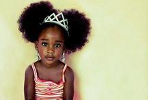 ღ Whip My Hair ღ  / This board features pictures of beautiful children w/ their naturaly textured hair. Whip It Real Good! / by Aneshia