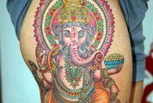 Tattoos / by Kaili Kathleen