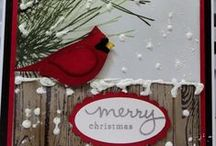 Cards - Christmas ideas / by Jane Trafton-Winch
