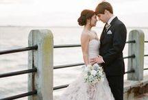 My Bridal Inspiration / Future hypothetical wedding ideas / by Elizabeth Clerkin