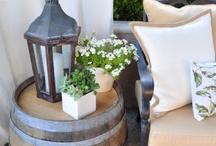 Backyard Ideas / by Chrystal Urdiales