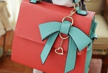 Bags and Purses / Jeeze, I have SUCH a good taste in purses ;) / by Brittany Olsen