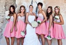 Bridesmaids/Groomsmen! / by Andrea Sosa