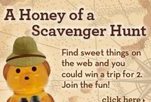 The Great Honey Hunt / by Sylvia Zamora Ortiz