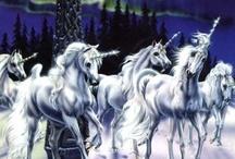 For the Love of Unicorns / by Rachel Spolarich