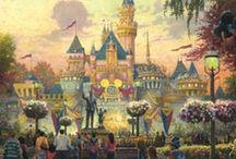 I ❤ Disney! / by Kathy Benitez