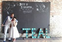 Teal Wedding Plans / Jeff & Mel--May 31st, 2014! / by Melissa Teal
