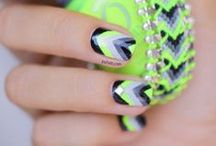 Cool Nails / by Hayden Ashley