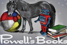Little Friends / Our staff favorites for children's books and games. / by Powell's Books