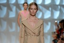 Spring Summer 2015 Fashion Show / Discover the looks from the Spring Summer 2015 Fashion Show. www.ninaricci.com / by Nina Ricci