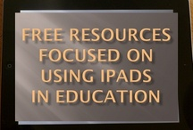 iPad Resources and Essentials / by Cheri McDonald