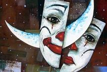 Masks / by Burgert Behr