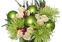 Christmas decorations / by Floristry Kiev