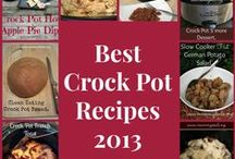 Crock Pot Recipes / by Deborah Champagne