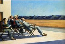 Edward Hopper / by Martine SAUNAL