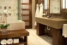 Bathroom / Bathroom, baths / by Jennifer Grey M. Padilha
