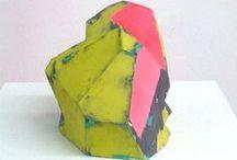 Sculptures et objets / by Martine SAUNAL