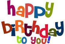 Happy Birthday! / by Professional Writing Program at Kutztown
