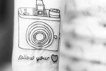 Tattoos / by Shanna Spurlock