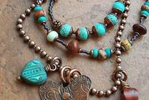 Jewelry - Beading Patterns & Tutorials / by BB Wood