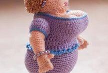 Amigurumi dolls / by Eugenia Garcia Montaño