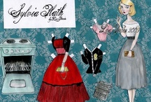 The Paper Doll Artist / by Art Dolls Only