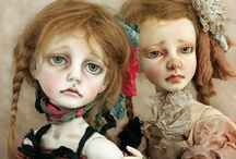 The BJD Artist / by Art Dolls Only