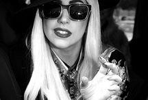 Stefani Germanotta ♥ LADY GAGA / by Marine Gaga