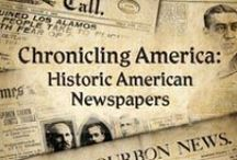 Michigan Newspapers / by Michigan Digital Newspapers at Clarke Historical Library