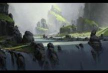Environments / by Weichen Chen