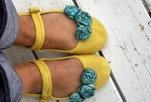 shoes / by Amy Lebbon