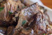 Beef, Chicken & Pork / by Shirley Henson