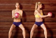 To be Healthy and Fit / by Samantha Blakeley