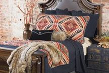 Tribal Style  / Escape to an African safari with tribal-inspired design details that zig and zag. Animal prints, cargo fabrics and carved wood pieces will make your atmosphere roar. / by Mohawk Flooring