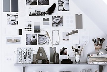 Frames & wall deco / by Sarah Grace