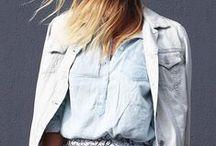 {Denim} / Jeans, denim. Denim, jeans! <3 / by Rúbia Araújo