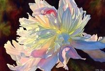 watercolors / by Joy Allen