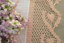 Crochet Edgings / by Joy Allen