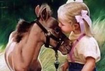 Precious little ones / by Joy Allen