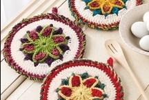 crochet Kitchen/bathroom  / by Joy Allen