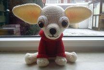 crochet toys/animals / by Joy Allen