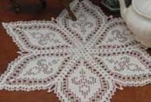 crochet doilies / by Joy Allen
