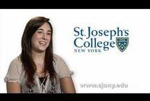 SJCNY Videos / by St. Joseph's College, New York