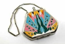 Compacts, Vanity Cases, and  Powder Boxes / by Susan Wilcox