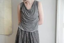 my layered wardrobe / clothing i love / by Melanie Berg