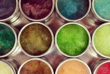 colors / by Melanie Berg