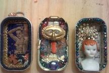 Altered Tins / by Tracy (Tandy) Anderson